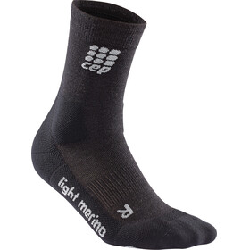 cep Dynamic+ Light Merino Outdoor Mid-Cut Socks Men lava stone
